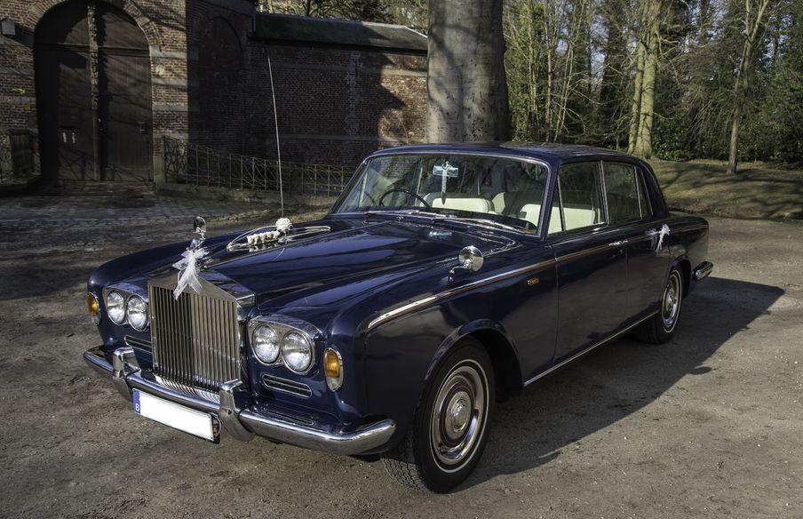 ROLLS-ROYCE SILVER SHADOW '69